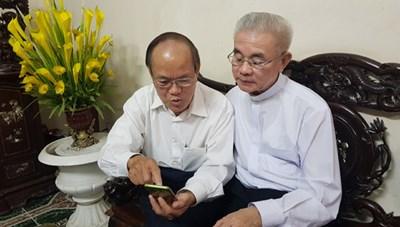 Linh mục Trần Xuân Mạnh - Chủ tịch Uỷ ban Đoàn kết Công giáo Việt Nam: Muốn đoàn kết, cần phát huy tinh thần nêu gương