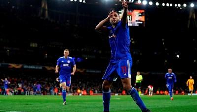 Man Utd thắng lớn, Arsenal bất ngờ bị loại khỏi Europa League