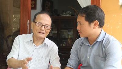 Mùa thu thăm nhà thơ Giang Nam