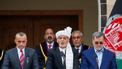 Nổ lớn trong lễ nhậm chức của Tổng thống Afghanistan, khách chạy toán loạn