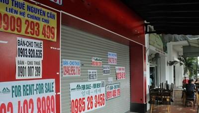 Thị trường bán lẻ xoay xở trong mùa dịch