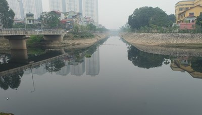 Thái Bình: Xả thải 40.000 m3 nước thải sinh hoạt, xử lý được 10.000 m3