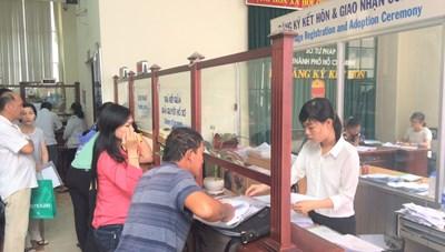 Xây dựng chính quyền số tại TP Hồ Chí Minh - Bài 2: Chỉ số hài lòng của người dân