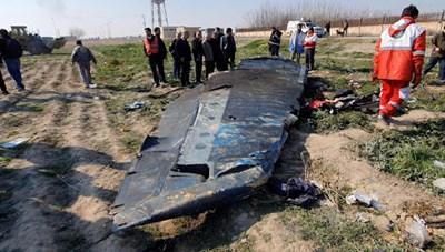 Vụ Iran bắn nhầm máy bay của Ukraina: Sau căng thẳng là khẩu chiến