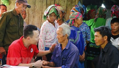 Tìm thấy thi thể 2 em nhỏ bị lũ cuốn trôi tại Tuyên Quang, Thái Nguyên