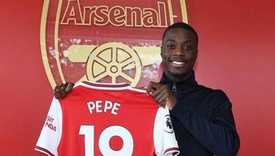 Arsenal chính thức phá kỷ lục chuyển nhượng của CLB