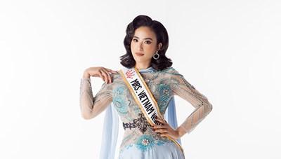 Hoàng Hạt lọt vào Top 10 Hoa hậu Phụ nữ toàn thế giới 2019