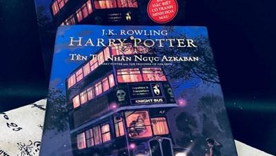Ấn bản đặc biệt của Harry Potter đến Việt Nam