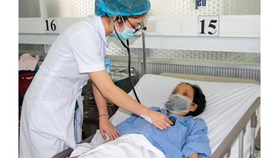 Phẫu thuật thành công 1 trường hợp tái hẹp van tim nhân tạo rất nặng