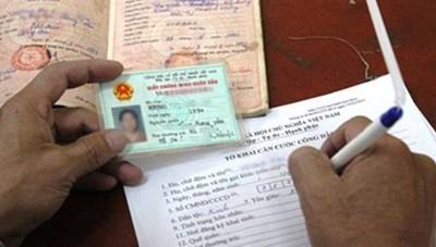 Triển khai cấp thẻ Căn cước công dân: Gỡ rào cản thủ tục