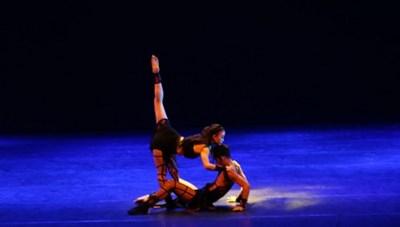 Tìm kiếm tài năng múa