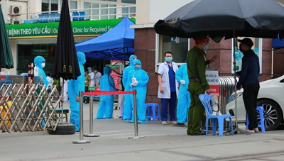Ngăn chặn lây nhiễm chéo và lây nhiễm cộng đồng