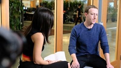 [VIDEO] CEO Facebook xin lỗi sau bê bối lộ dữ liệu người dùng