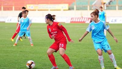 Ngày 1/9, khai mạc giải bóng đá nữ U15 Quốc tế 2019