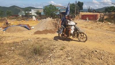 Bồng Miêu - Quảng Nam: Vẫn nóng khai thác vàng trái phép