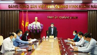 Quảng Ninh: Thành lập tổ công tác tự quản, thực hiện nghiêm ngặt với tinh thần 'chống dịch như chống giặc'