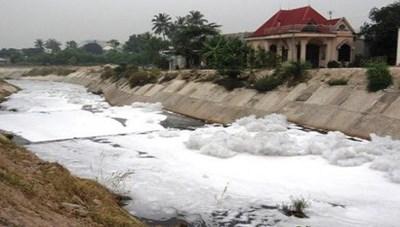 Chưa xác định được nguồn xả thải gây ô nhiễm môi trường tại Suối Chợ