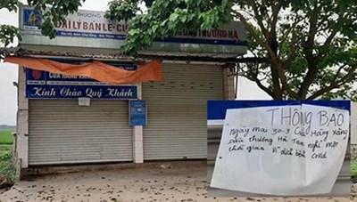 Bị phạt 30 triệu đồng vì tự ý đóng cửa cửa hàng xăng dầu