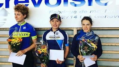 Cuarơ Nguyễn Thị Thật chiến thắng ở Giải Grand Prix Crevoisier