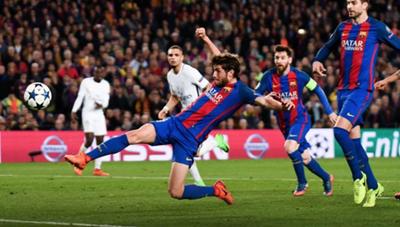 UEFA: 'Trọng tài đã sai ở trận Barcelona thắng PSG 6-1'