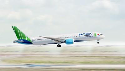Bamboo Airways tiếp tục dẫn đầu tỷ lệ bay đúng giờ toàn ngành hàng không Việt Nam tháng 8/2019