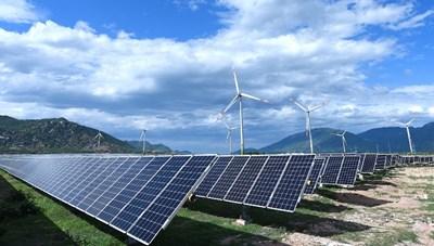 Thêm một dự án điện gió 4.000 tỷ đồng hoà lưới điện Quốc gia