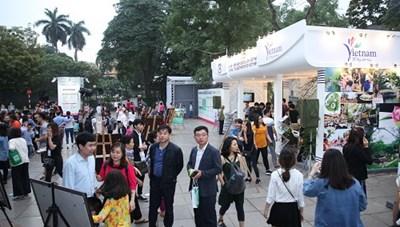 Triển lãm du lịch và giao lưu văn hóa Hàn Quốc