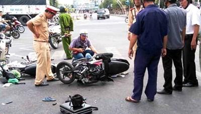 24 người chết vì tai nạn giao thông trong ngày 2/5