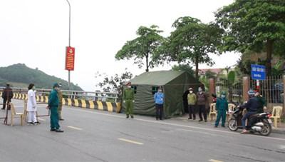 TP Cẩm Phả: 'Pháo đài' phòng, chống dịch Covid-19 vững chắc bên bờ Vịnh Hạ Long