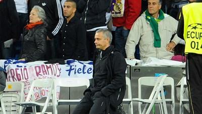 Mourinho: Trận thua Bayern là lần duy nhất tôi khóc sau thất bại