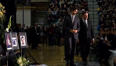 Canada cân nhắc đền bù gia đình nạn nhân vụ rơi máy bay Ukraine