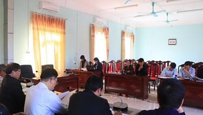 Lai Châu: Chuyển biến tích cực trong công tác hòa giải