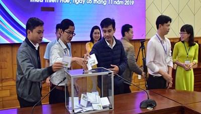 Gần 40 triệu đồng ủng hộ người nghèo thuộc dự án di dân ở Kinh thành Huế