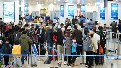 Bộ Y tế thông báo tới hành khách nhập cảnh từ ngày 1/3/2020