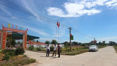 Hà Tĩnh có huyện nông thôn mới thứ hai