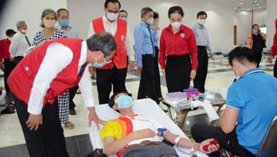 Bình Dương: Kêu gọi hiến máu tình nguyện trên toàn tỉnh