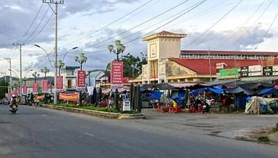 Sa Thầy (Kon Tum): Xã Sa Sơn làm đường giao thông nông thôn