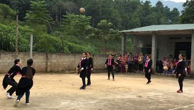 Lào Cai: Chi bộ San Bang lãnh đạo xây dựng đời sống văn hóa