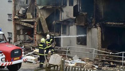 Nổ khí gas tại Séc làm 1 người thiệt mạng, 9 người bị thương