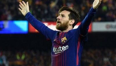 Lionel Messi thiết lập kỷ lục giành Chiếc giày vàng châu Âu