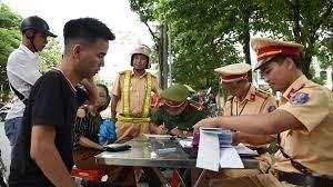 11 ngày thực hiện Nghị định 100: CSGT Hà Nội xử lý 52.000 trường hợp vi phạm giao thông