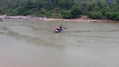 Nam thanh niên nhảy xuống sông tắm bị chết đuối