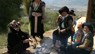 Nếp sống mới của người Mông ở Lai Châu