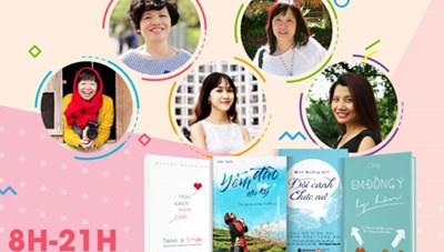 Ngày sách phụ nữ năm 2017