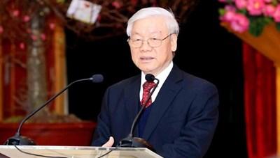 Tổng Bí thư, Chủ tịch nước: Chung sức, chung lòng chiến thắng đại dịch