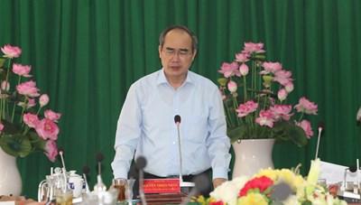 Bí thư Nguyễn Thiện Nhân: Phải xử lý ngay vụ 'quan quận' xây 7 công trình trái phép