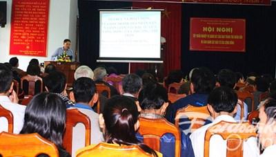 Quảng Nam tập huấn nghiệp vụ Ban thanh tra nhân dân