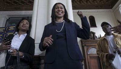 San Francisco có nữ thị trưởng gốc Phi đầu tiên