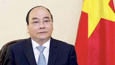 Thủ tướng Nguyễn Xuân Phúc gửi điện mừng Thủ tướng Đại Hàn Dân Quốc