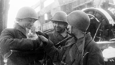 Kỷ niệm 75 năm ngày chiến thắng Chủ nghĩa Phát xít: Chuyện chưa kể về những đơn vị đặc biệt chống phát xít